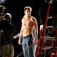 Anna Faris et Chris Evans se déshabillent devant la caméra pour les besoins du film  What's your number ?  Juillet 2010