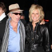 L'épouse de Keith Richards, Patti Hansen, révèle un terrible secret !