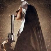 Lindsay Lohan : à l'aube de son incarcération... elle s'affiche en nonne subversive et armée !