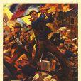L'affiche du film 'Alamo' 1960