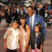 Les jambes de Jada, le charme de Will, les looks de Jaden et Willow... la famille Smith fait son show avec Jackie Chan !