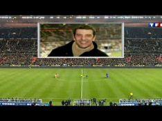Vidéo Thierry Gilardi : l'hommage de tout le football français, Ses obsèques- réactualisé