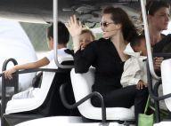 Angelina Jolie : Avec Shiloh, Maddox, Pax et Zahara, elle resplendit de bonheur !