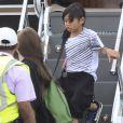Angelina Jolie à Cancun avec ses enfants