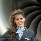 Danielle Lineker : Le mannequin lingerie remet son plus bel uniforme...