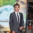 Zac Efron lors de la première du film Charlie St. Cloud à Los Angeles, le 20 juillet 2010