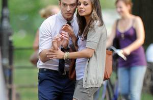 Justin Timberlake et Mila Kunis : Une leçon de séduction, joue contre joue et main dans la main !