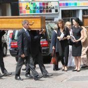 Bernard Giraudeau : Des obsèques profondément bouleversantes avec les honneurs militaires...