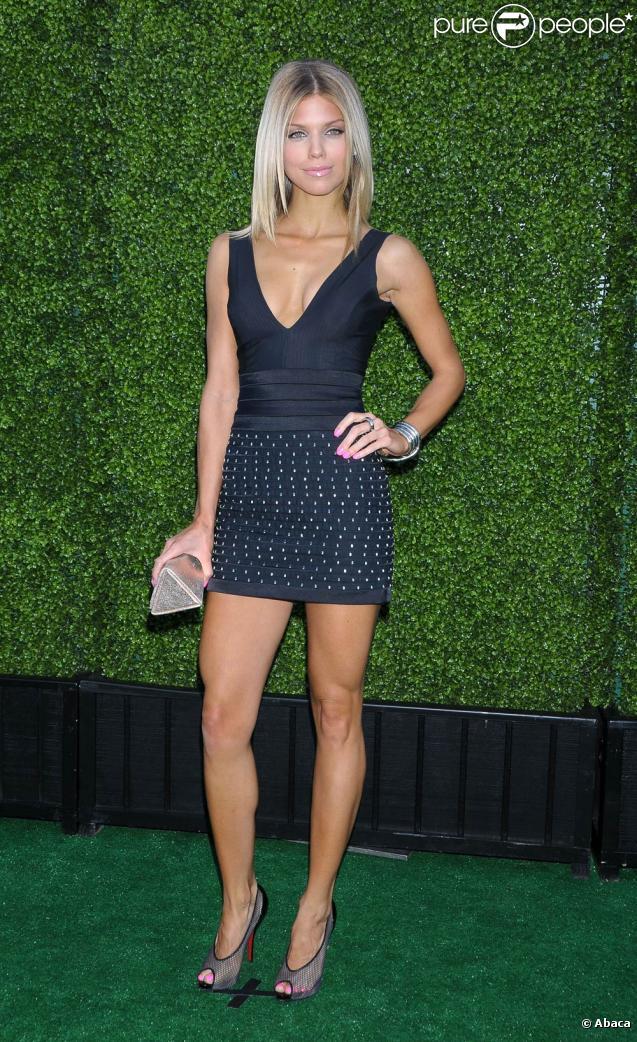 AnnaLynne McCord lors de la soirée Summer Press Tour Party à Beverly Hills, le 28 juillet 2010