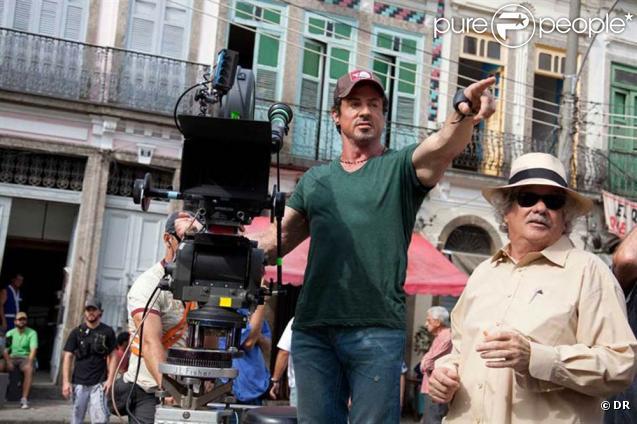 Des images de  The Expendables , en salles le 18 août 2010.