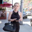 Le sac de luxe par excellence, le Birkin de Hermès... Hilary Duff ne peut pas s'en passer !