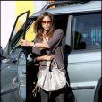 """Halle Berry adore le sac """"24 heures"""" de Gérard Darel"""