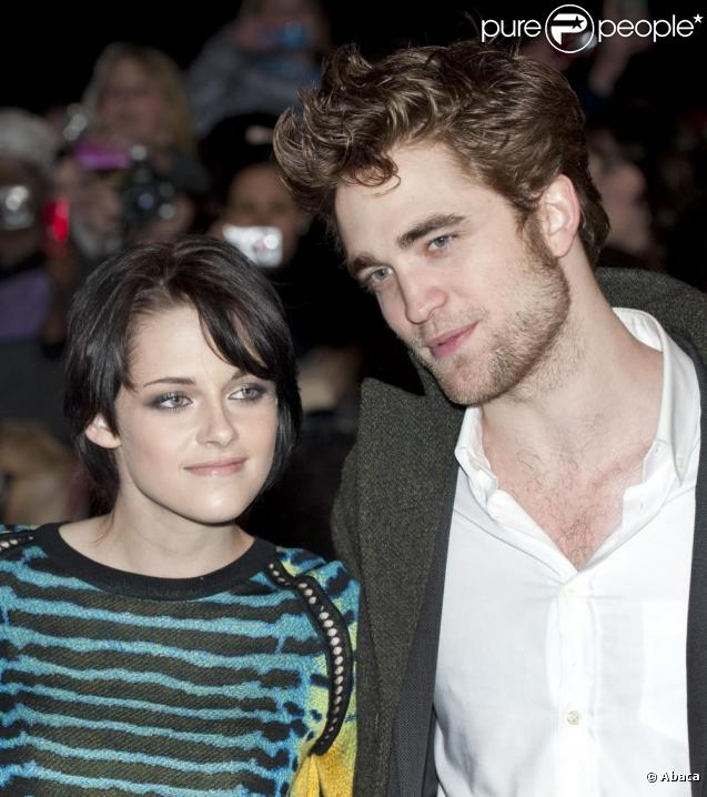 Robert Pattinson couple