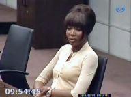 Naomi Campbell : Les diamants de Charles Taylor refont surface et une photo de la top fait scandale !