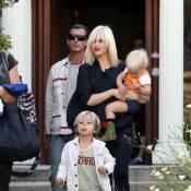 Gwen Stefani : Découvrez ses deux bouts d'chou en irrésistibles rappeurs anglais !