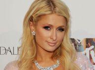 Paris Hilton fait sa Marilyn et prend d'assaut Los Angeles à coups de... pommes et de pêches !