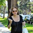 Kelly Preston, Santa Monica, le 12 août 2010