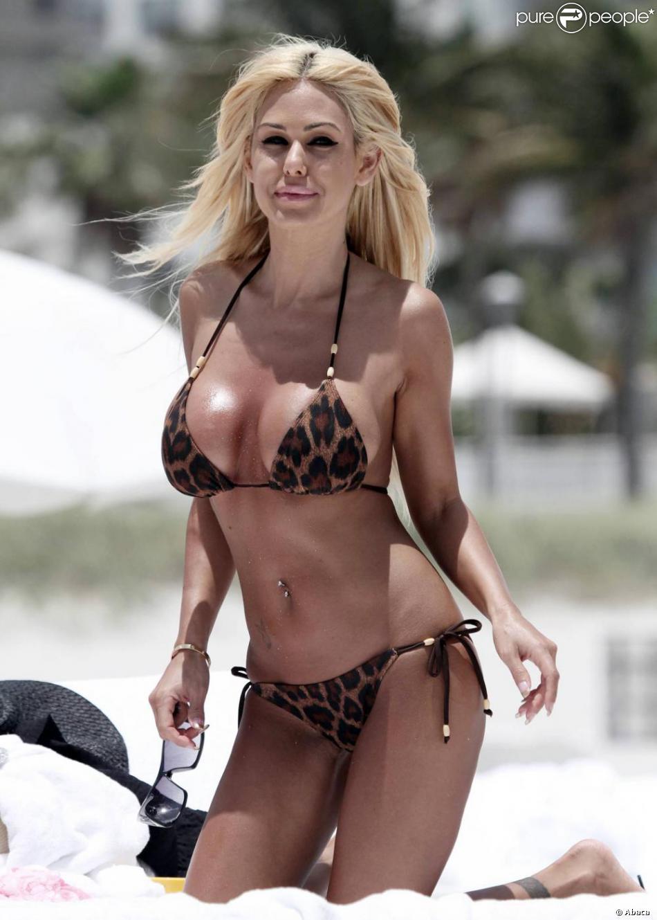 bikini Heidi montag
