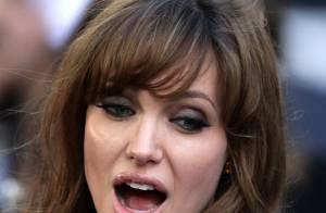 Angelina Jolie : Sexy, souriante, radieuse, elle a fait chavirer Berlin...