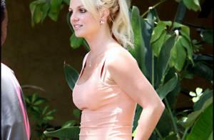 Britney Spears dans Glee : découvrez la star sur le plateau de l'épisode tant attendu !