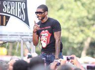 Usher fait le show devant des milliers de fans... sous le regard attendri de son irrésistible fils !