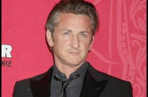 Sean Penn s'affiche dans un look aussi surprenant que... laid !