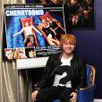 Rupert Grint lors d'une séance dédicaces pour promouvoir son dernier film Cherrybomb à l'Hotel Central de Londres le 23 août 2010