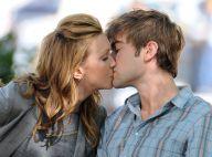 Gossip Girl : Après le baiser d'Ed Westwick et Clémence Poésy, découvrez celui de Chace Crawford et sa chérie !
