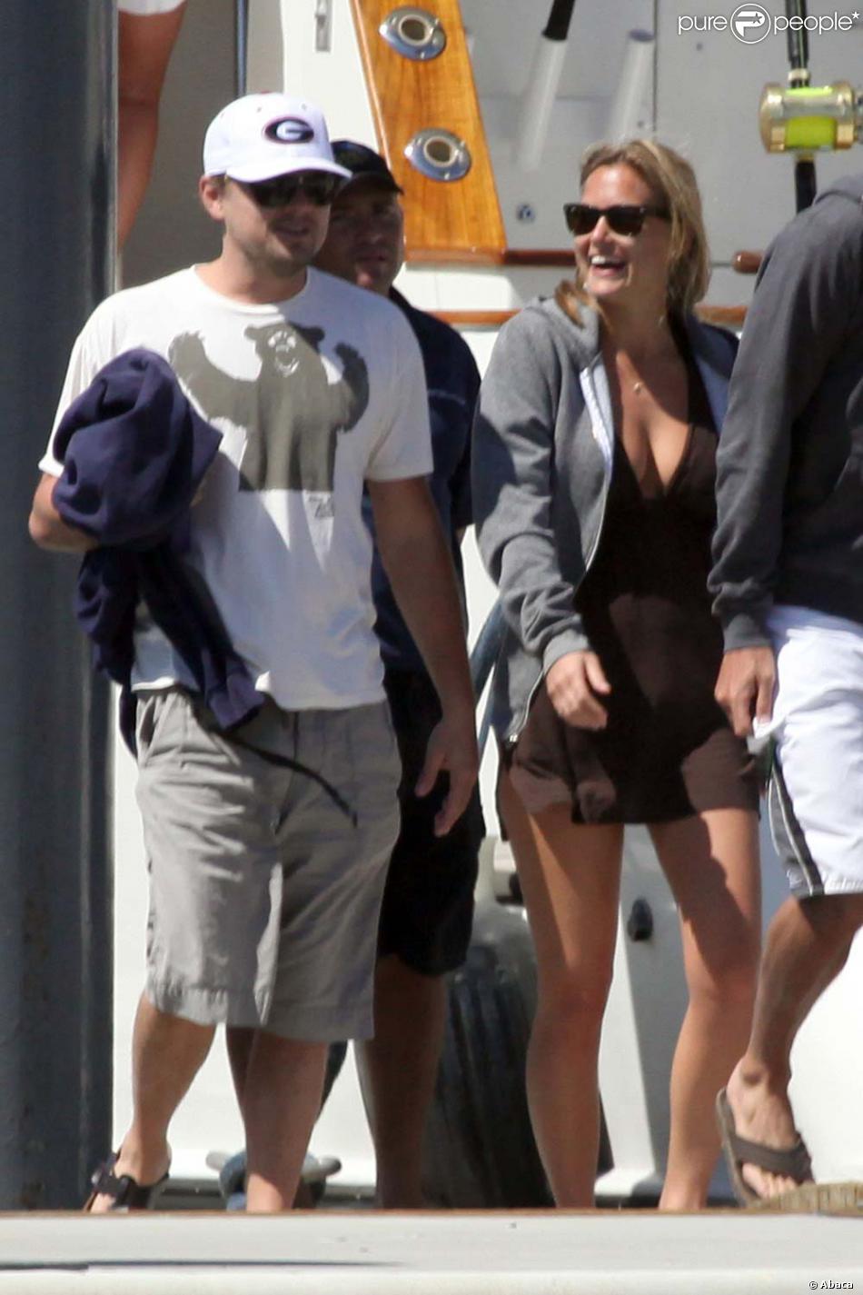 Leonardo DiCaprio et Bar Refaeli... Bar Refaeli Divorce
