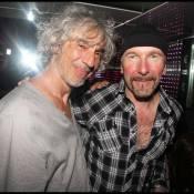 Louis Bertignac et The Edge : Quand deux légendes de la guitare trinquent !