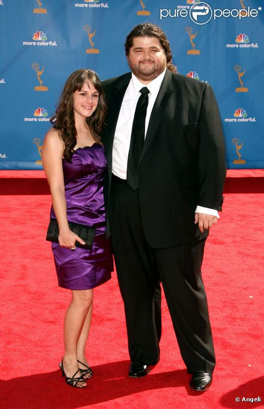 Jorge Garcia Girlfriend Jorge Garcia Wife Pict...