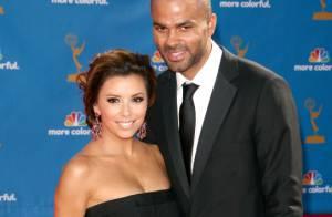 Emmy Awards 2010 : Eva Longoria et Tony Parker, David Charvet et Brooke Burke... Découvrez tous les couples élégants !