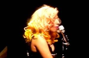 Lady Gaga dévoile un nouveau titre au piano !