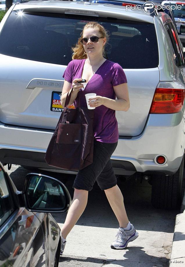 Amy Adams à Los Angeles, le 28 août 2010