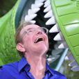 Le scientifique Mac Lesggy n'a pas perdu son âme d'enfant : elle était invitée à Disneyland Paris, samedi 4 septembre, pour découvrir Toy Story Playland au parc Walt Disney Studios.