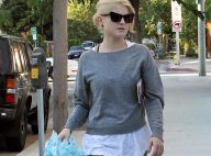 Kelly Osbourne : Toujours mincissime, elle ne quitte plus ses petits shorts sexy !
