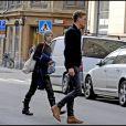 Rooney Mara en pleine préparation de la version américaine de Millenium, à Stockholm