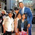 Willow Smith en famille avec son frère Jaden, sa mère Jada et son père Will