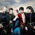 L'affiche du film La Princesse de Montpensier