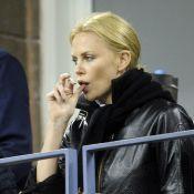 Charlize Theron, Josh Brolin : spectacle en tribunes à l'US Open !