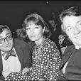 Claude Chabrol, Stephane Audran et Jean-Pierre Cassel