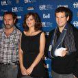 Gilles lellouche, Marion Cotillard et Guillaume Canet à l'occasion de la conférence de presse consacrée aux  Petits Mouchoirs , dans le cadre du Festival du Film de Toronto, le 12 septembre 2010.