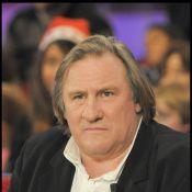 Gérard Depardieu a eu le droit à un striptease de Charlotte Le Bon, mais se fait massacrer par Guy Carlier !