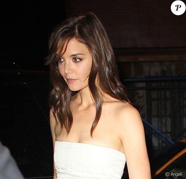 Julianne Moore à son arrivée à l'after-party Calvin Klein, à New York. 16/09/2010