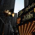 L'avant-première de  Wall Street : l'argent ne dort jamais , au Ziegfeld Theatre de New York, le 20 septembre 2010.