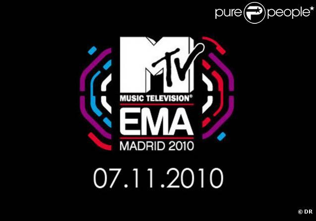 MTV Europe Music Awards à Madrid, le 7 novembre 2010