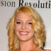 Katherine Heigl : Elle a encore changé de couleur de cheveux !