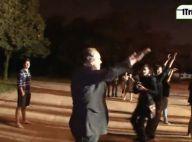 Regardez Frédéric Mitterrand en pleine transe pour la Techno Parade !