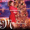 Pochette du nouveau single de Noël de Mariah Carey :  Oh Santa