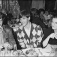 Daniel Auteuil, Paul Belmondo et Anne Jousset en 1981